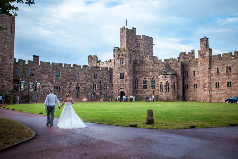 Wedding Photographer Peckforton Castle