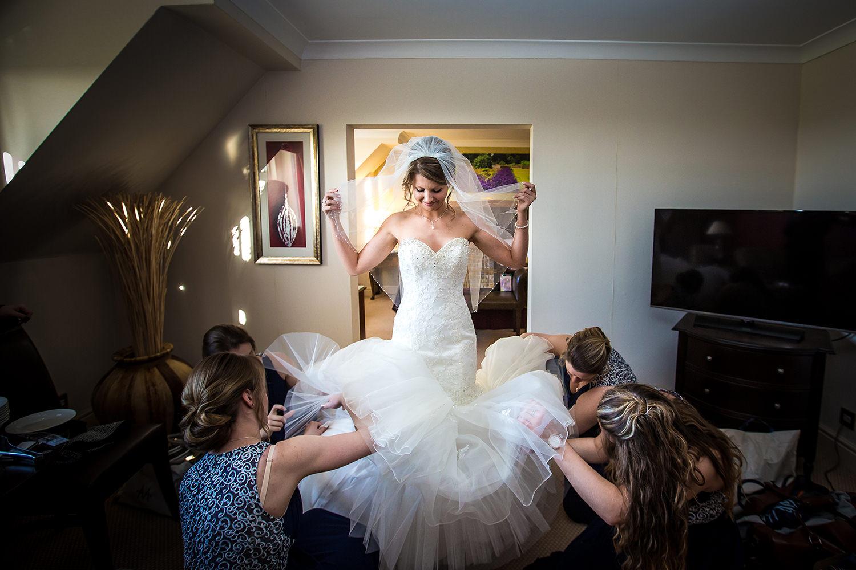 Wedding Photography Carden Park