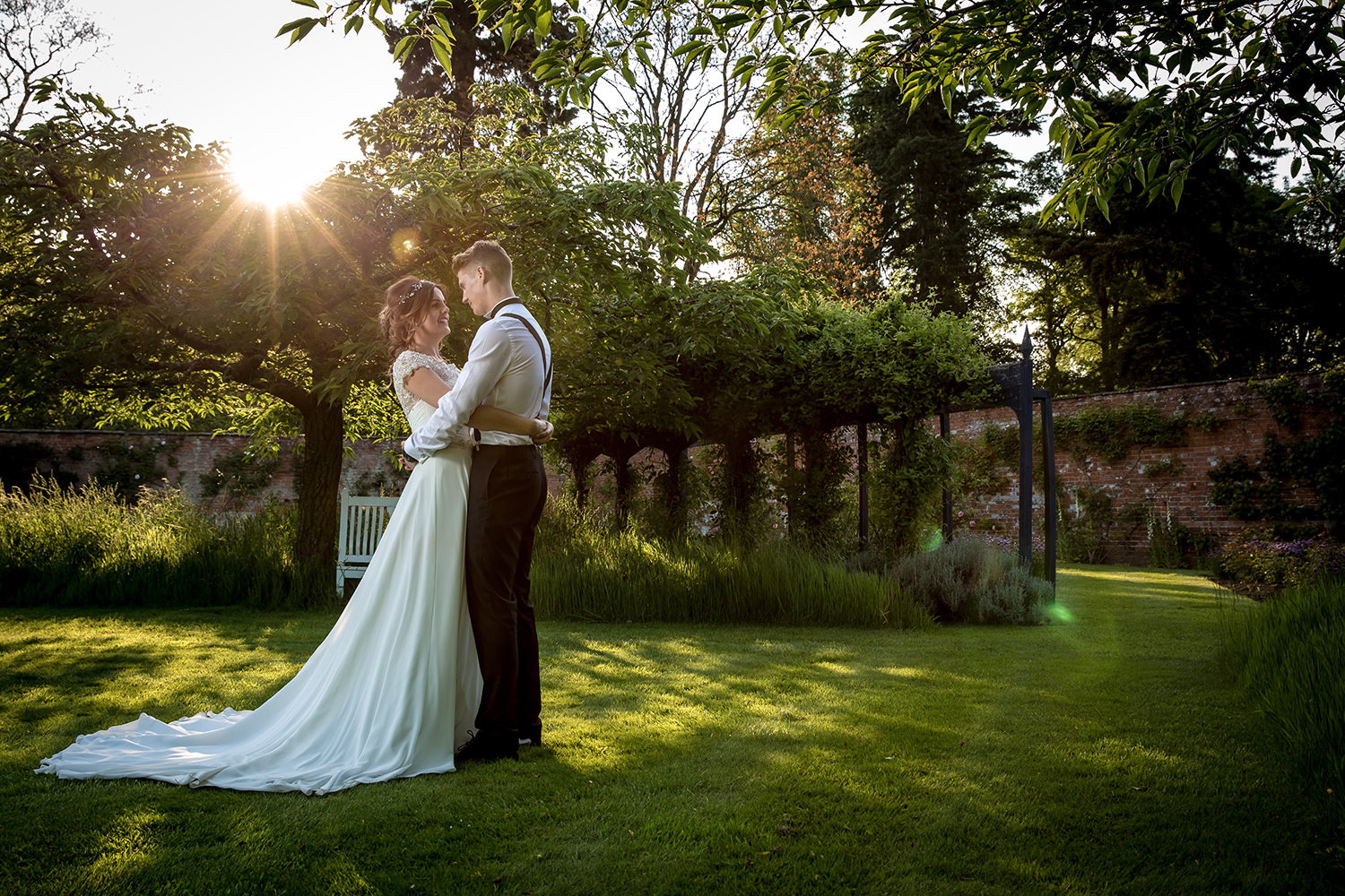 Wedding Photography at Combermere Abbey