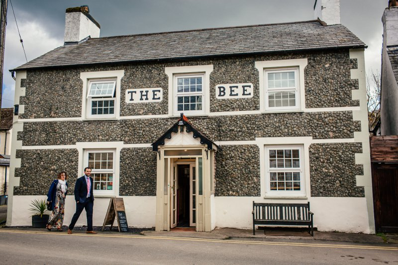 picture of The Bee Inn Eglwysbach