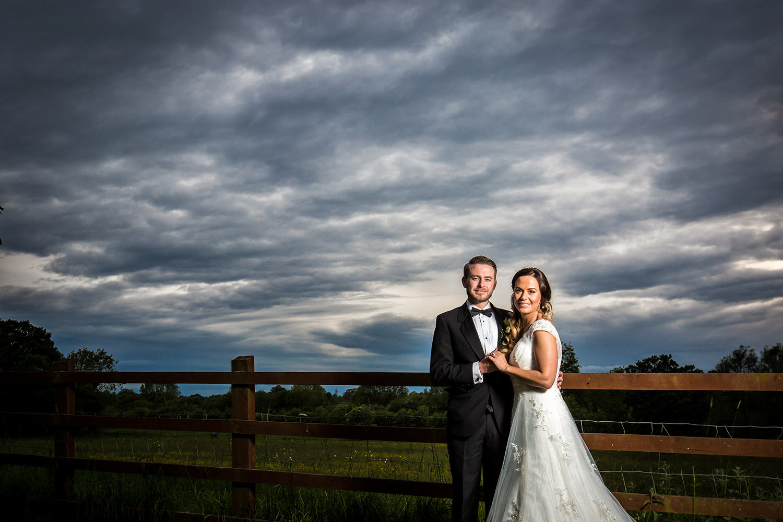 Wedding photographer Tern Hill Hall, Shropshire