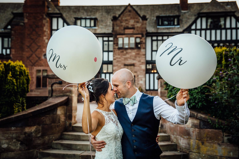 Wedding photographer Inglewood Manor