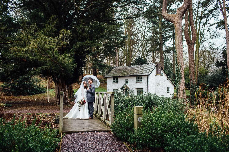 Wedding photography at Tyn Dwr Hall