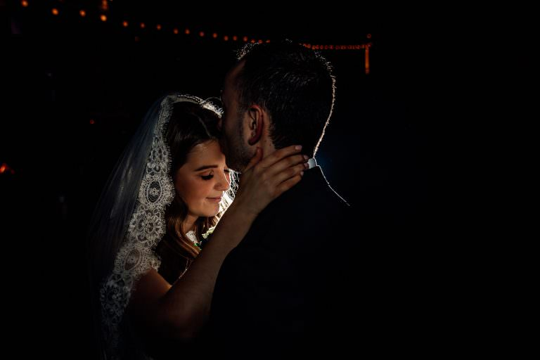 wedding photography at North Wales in Tower Hill Barns