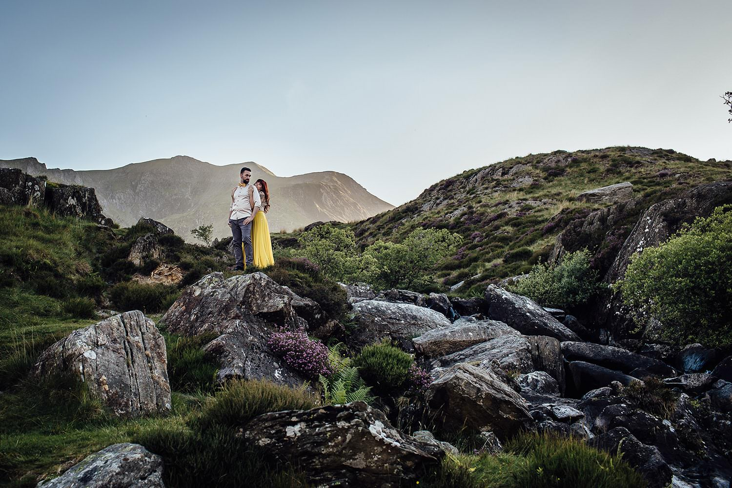 Wedding Photography North Wales, Snowdon