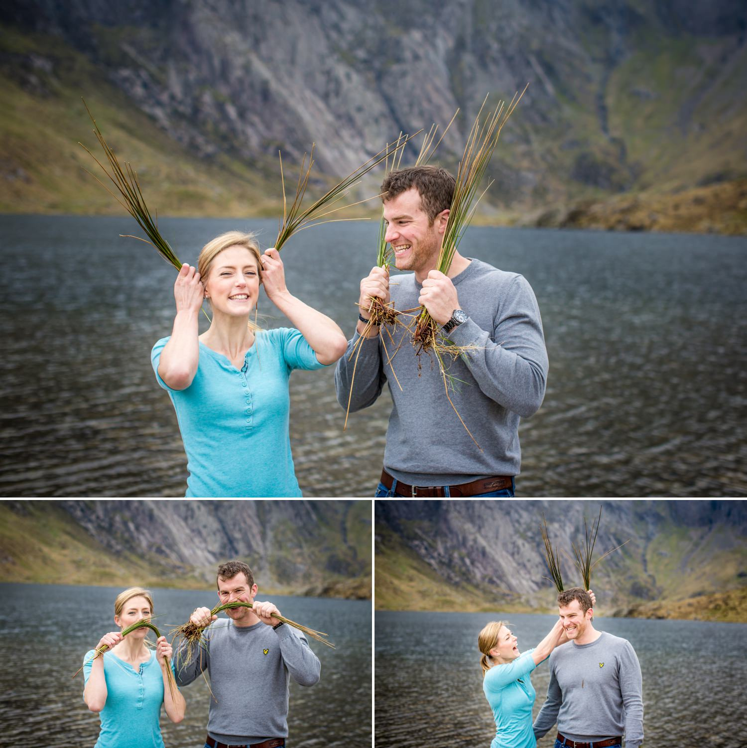 Wedding photographer north west wales