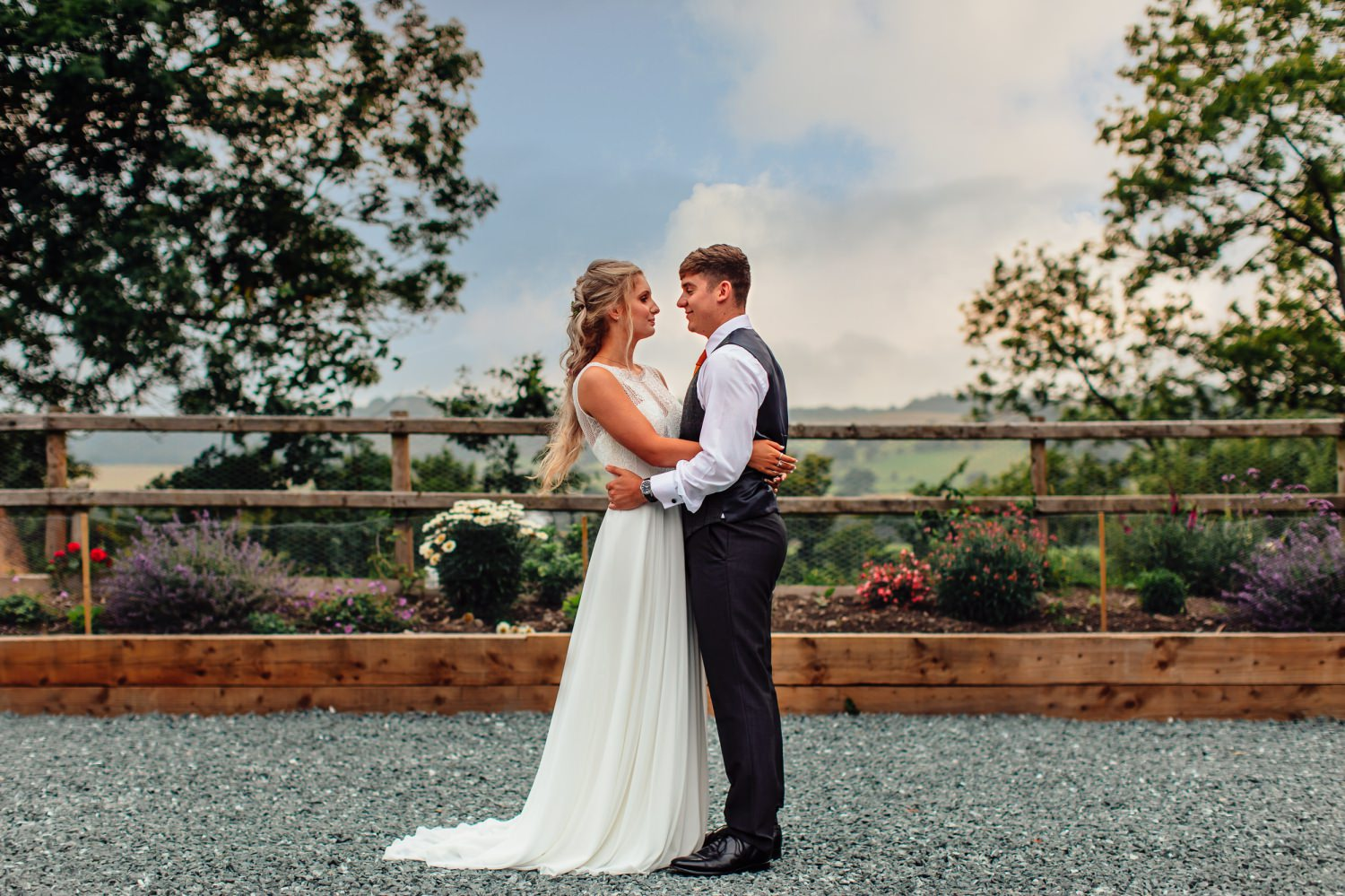 Wedding Photography North Wales Plas Isafe