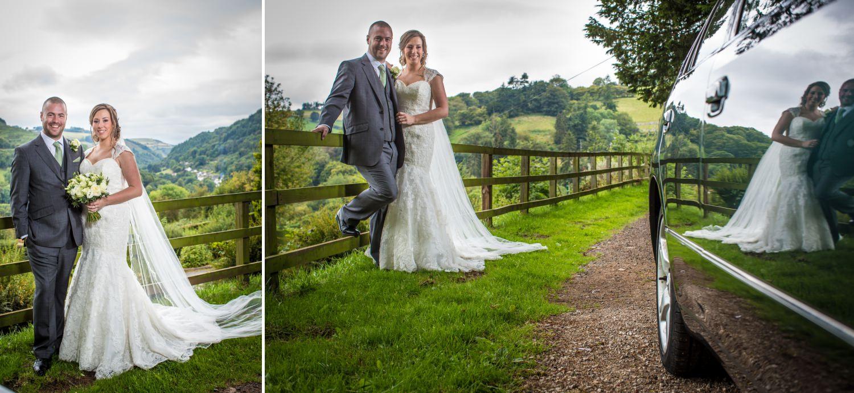 wedding photography portraits at Lion Quays, Oswestry, Shropshire