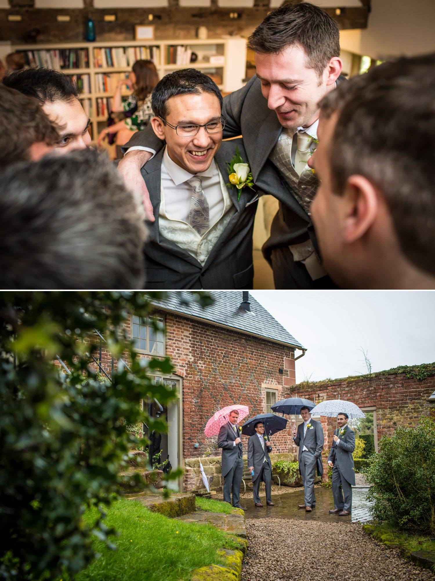 Wedding Photographer Pimhill Barn, Shropshire