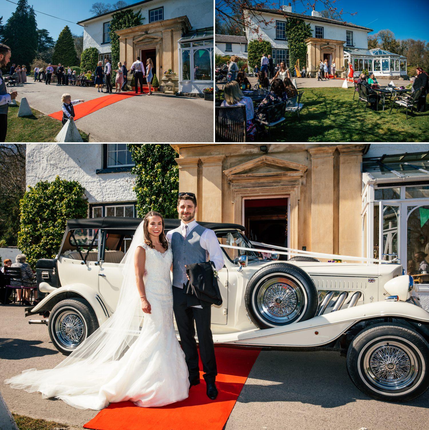 Plas Hafod Wedding Photographer