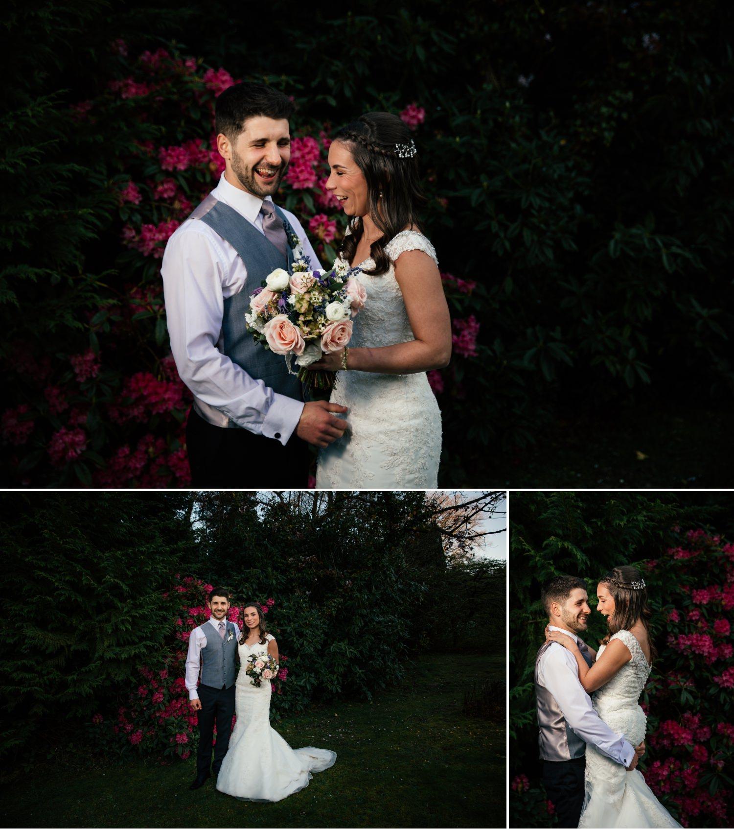 Plas Hafod Wedding Photographer portraits