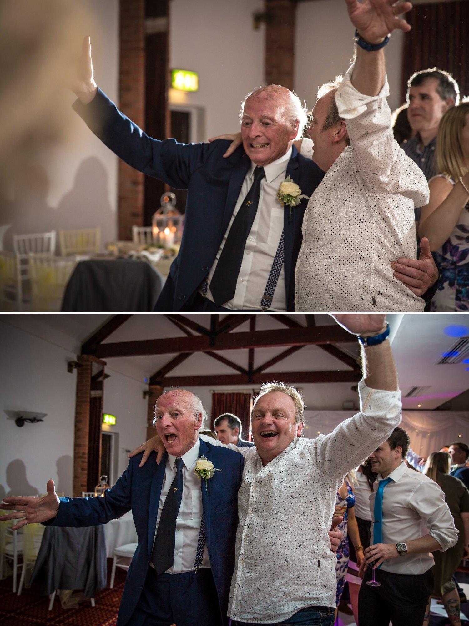dancing Wedding Photograph Carden Park
