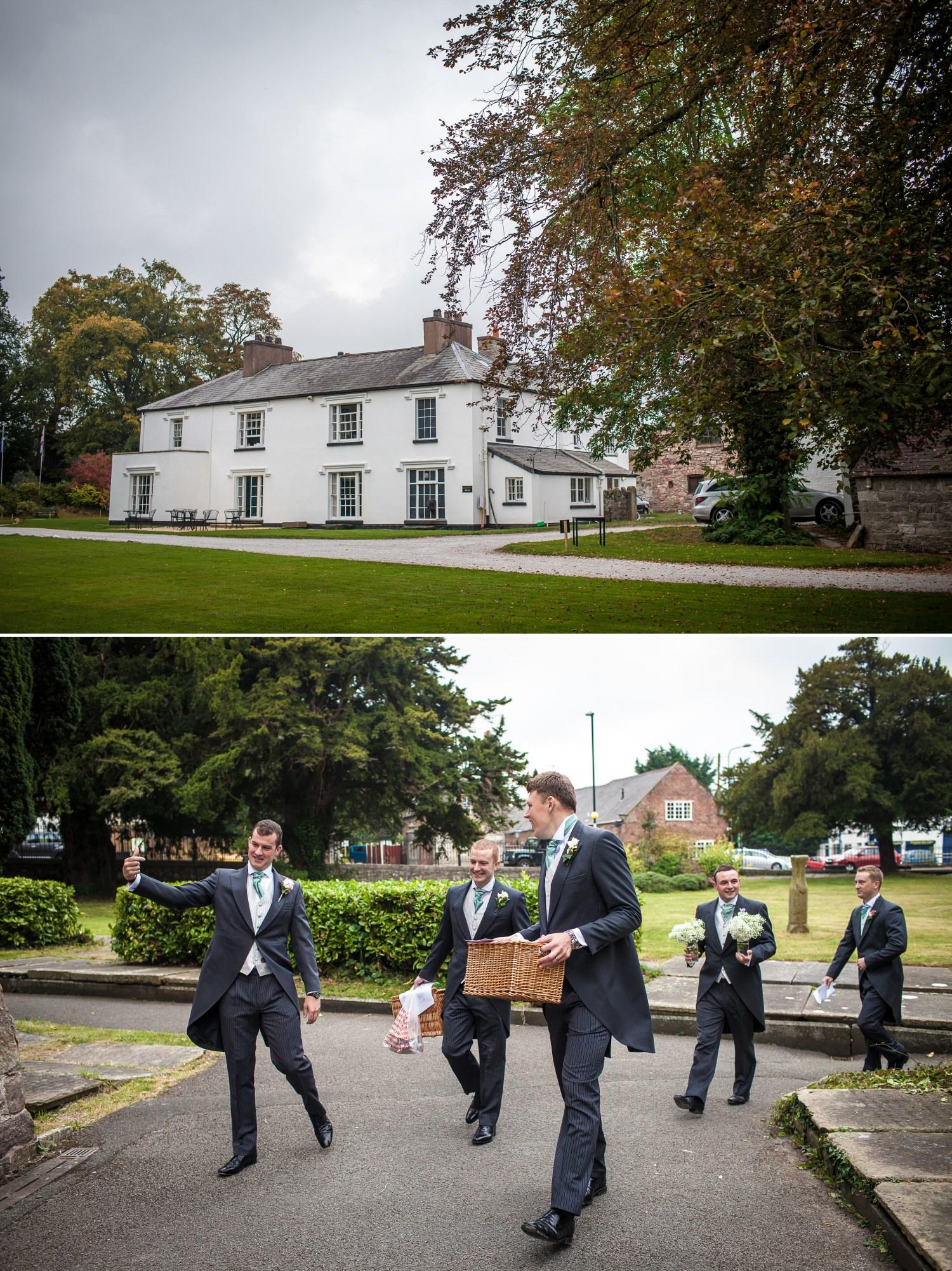 Pentre Mawr Country House Wedding Photographer