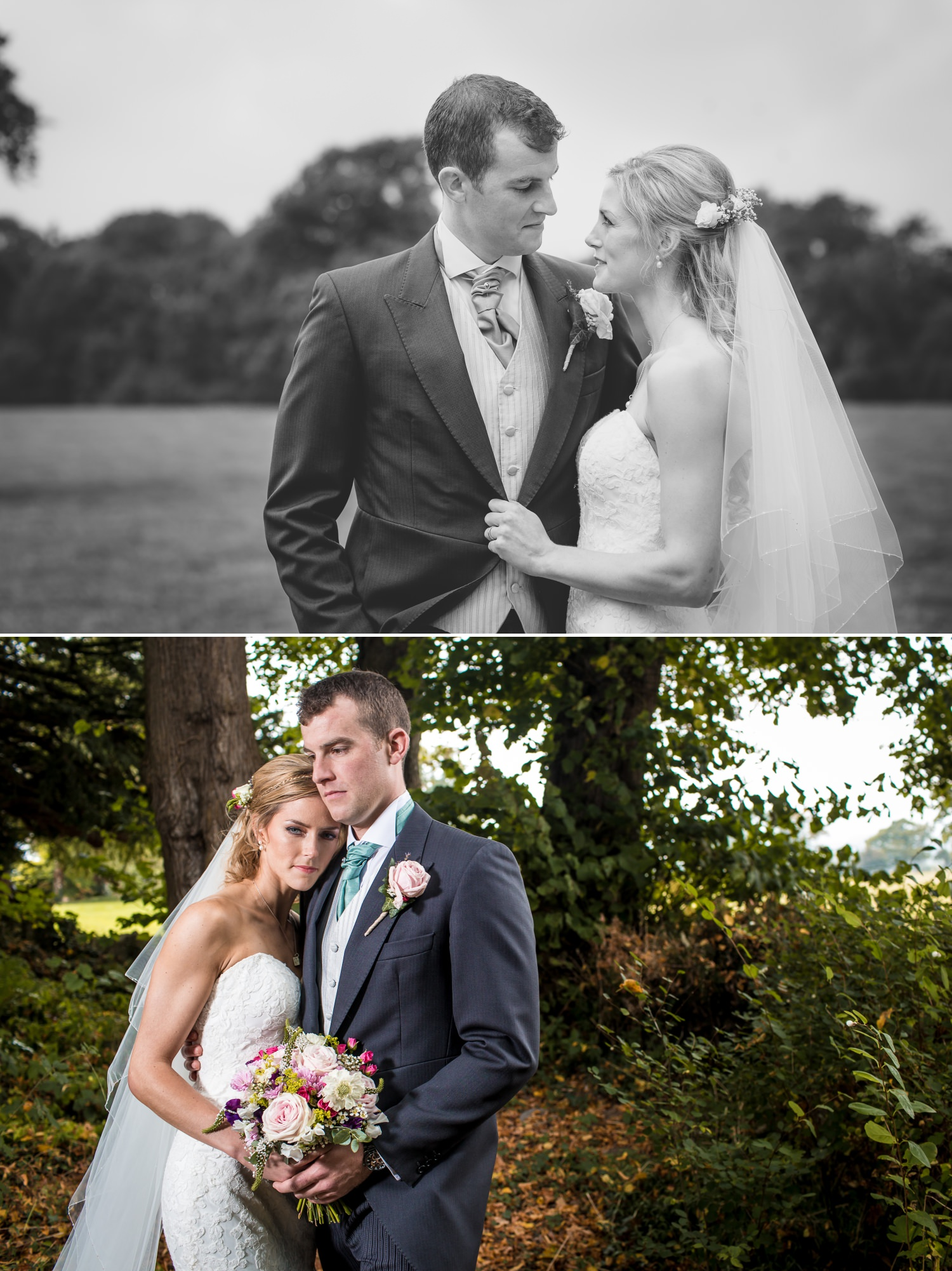 Pentre Mawr Country House Wedding Photographer, North Wales, couple portraits