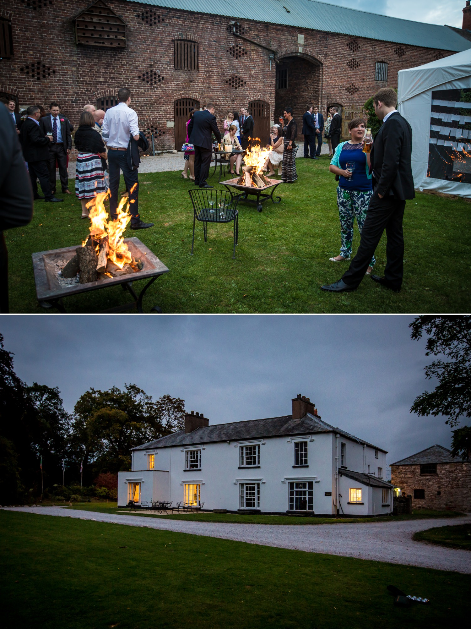 Pentre Mawr Country House Wedding Photographer, North Wales