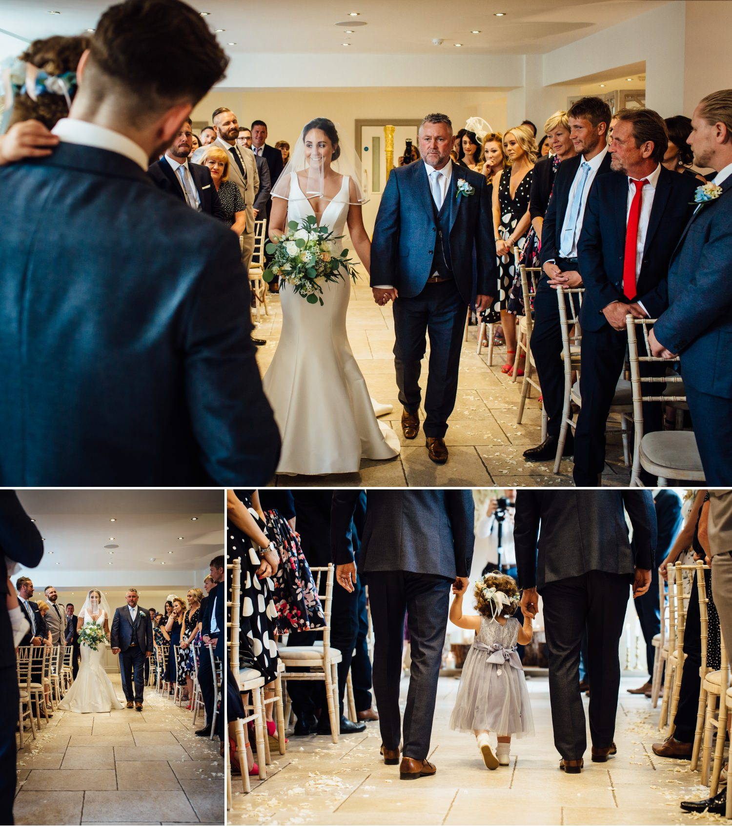 Wedding Ceremony Tyn Dwr Hall