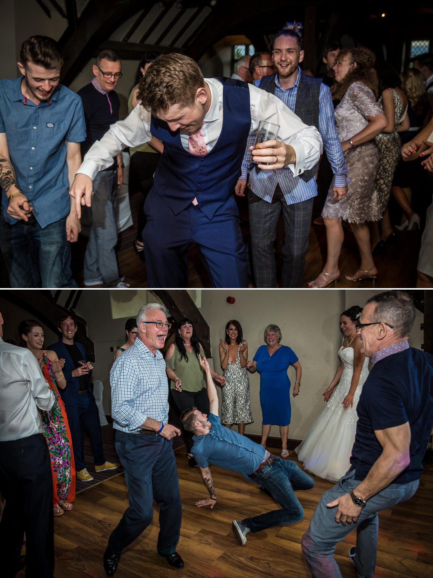 Wedding photographers Faenol Fawr