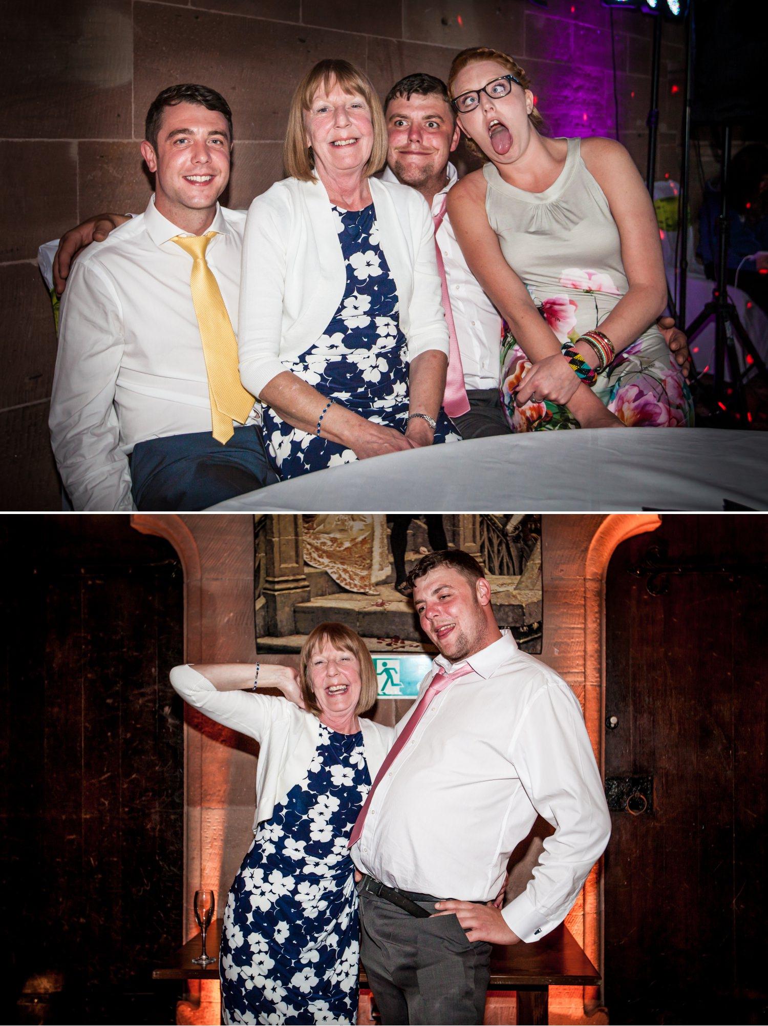 Wedding Photographers Peckforton Castle, Cheshire