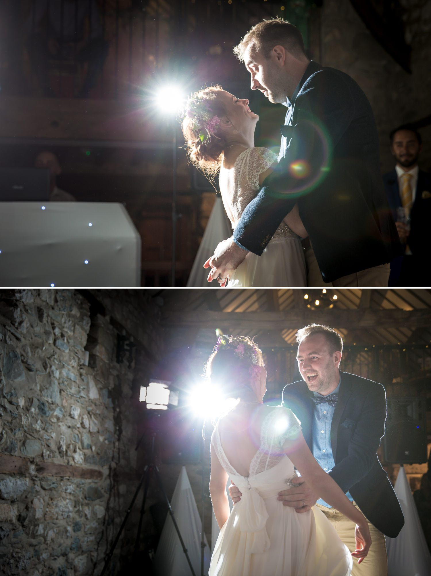 First dance wedding photograph at Plas Isaf