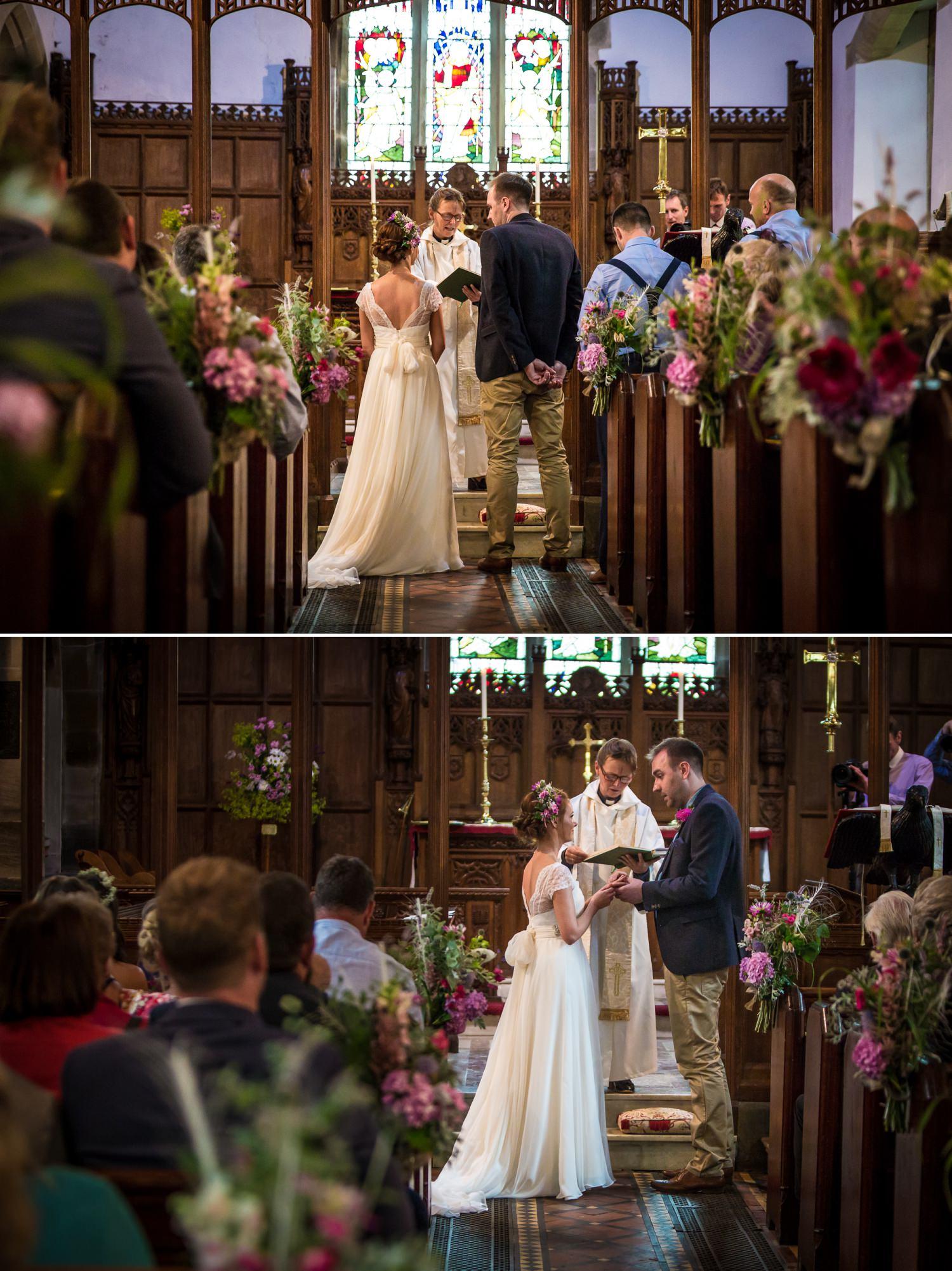 Wedding photographer Plas Isaf