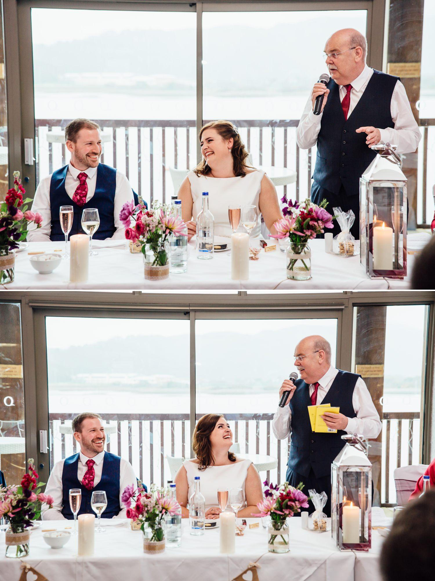 Wedding Photographer Quay Hotel, North Wales