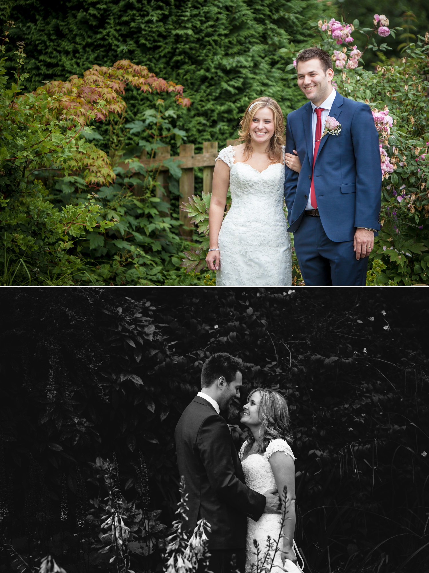 Wedding photography portraits at the Wirral wedding