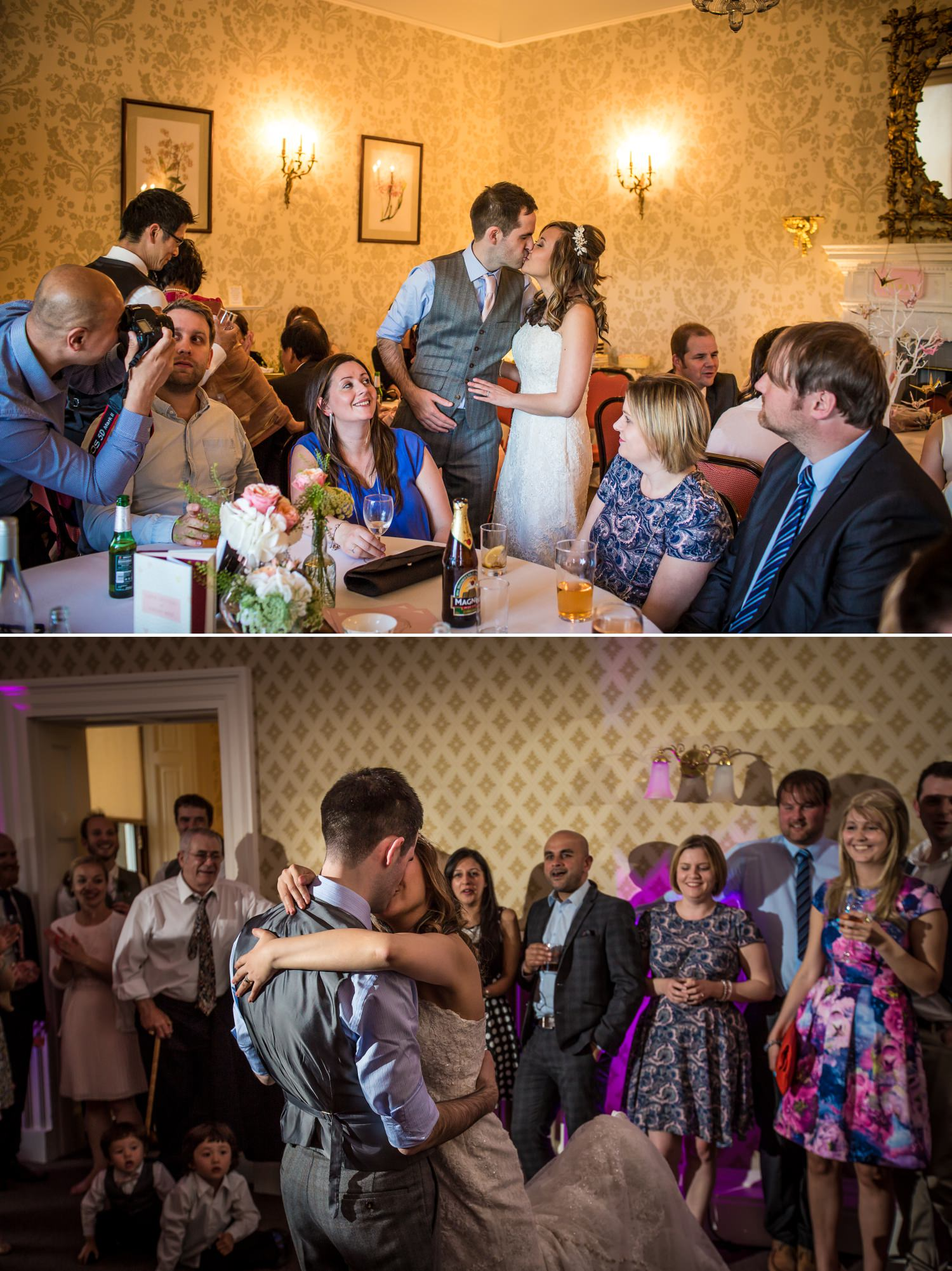 Wedding Photographer Tatton Park, Cheshire