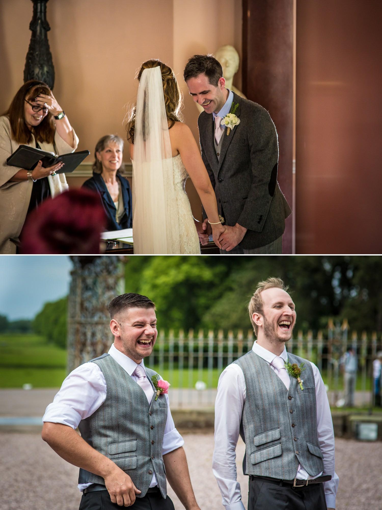 Wedding Photographer Tatton Park