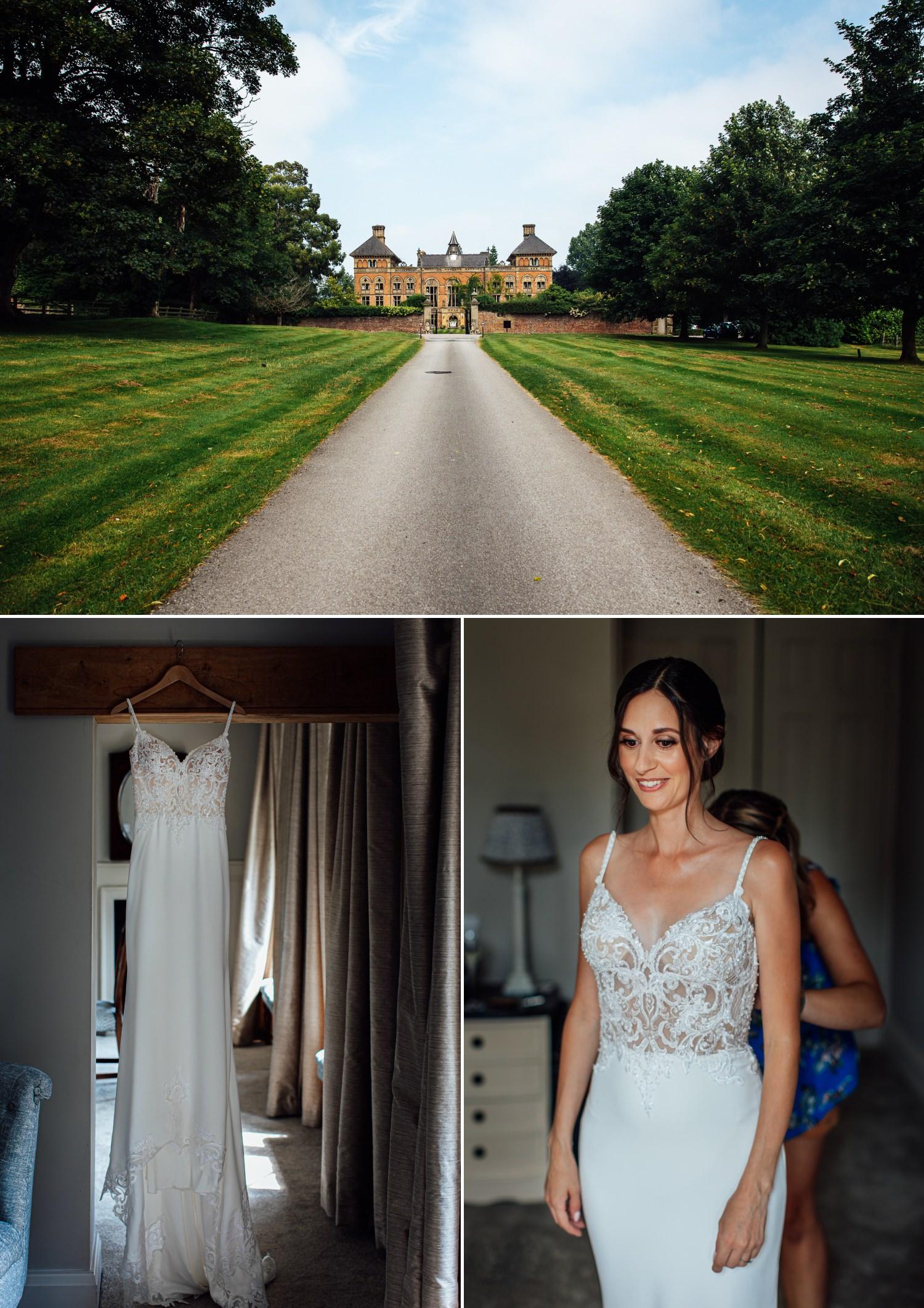 Soughton Hall wedding venue